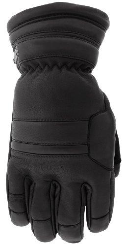 Grandoe Men's Convoy Glove (Black, Small)