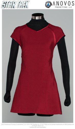 Star Trek The Movie Uhura Dress Replica Uniform, X-Large (Star Trek Enterprise Uniform)