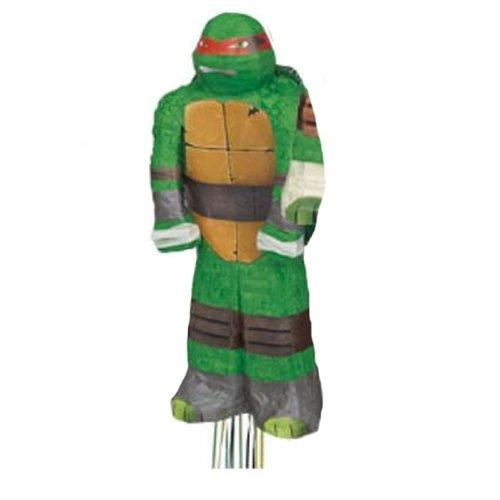 ninja turtle birthday pinata - 9