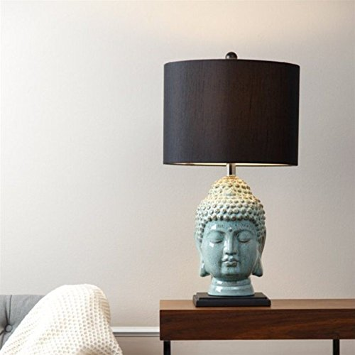 Abbyson Living Buddha Table Lamp, ()