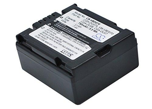 vintrons Replacement Battery For HITACHI DZ-GX5100E