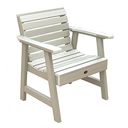 Highwood Weatherly Garden Chair, (Recycled Plastic Chairs)
