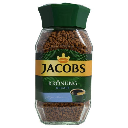 Jacobs Kronung Decaf 100g (Pack of 2)