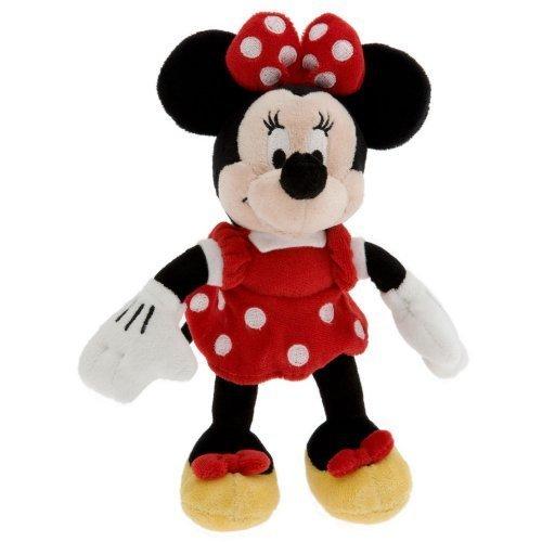 Disney 10 Minnie Mouse Mini Bean Bag Plush