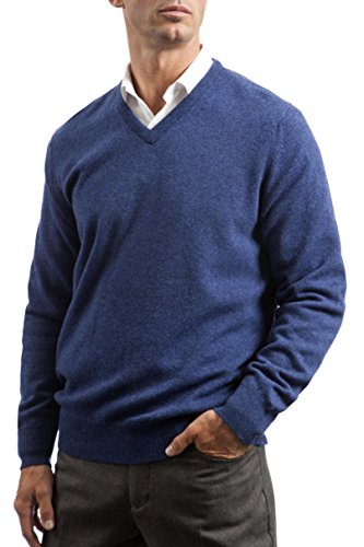 mens-100-lambswool-plain-v-neck-sweater-made-in-scotland-rhapsody-large