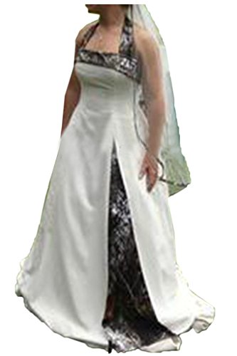 TOSKANA BRAUT - Vestido - trapecio - para mujer Multicolore - Bildfarbe 52