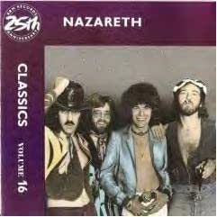 Nazareth Greatest Hits Quot A Amp M Records 25th Anniversary