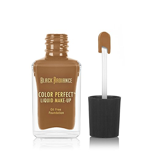 (Black Radiance Color Perfect Liquid Make-Up, Bisque, 1 Fluid Ounce)