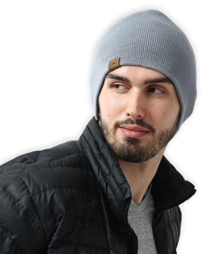 Daily Knit Beanie Tough Headwear