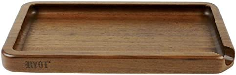 RYOT 100/% Walnut Wood Tray