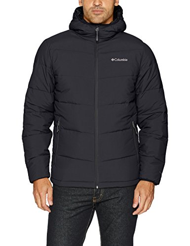 Columbia Mens Turbodown Hooded Jacket product image