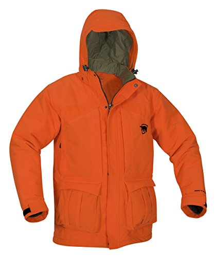 Onyx-Arctic Shield-X-System Unisex Classic elite parka, Blaze Orange, Medium