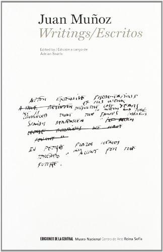 Descargar Libro Juan Muñoz - Writtings/escritos Juan Muñoz