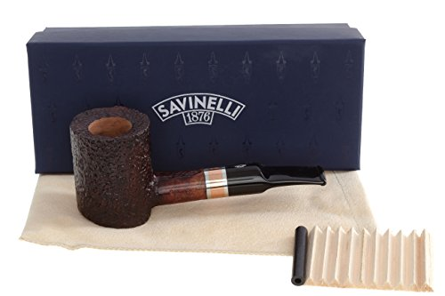 Savinelli Marte 311 KS Tobacco Pipe - Rustic by Savinelli