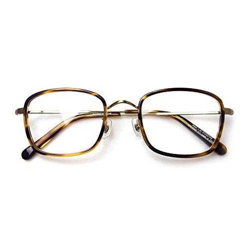 Komehachi - Prescription Women Glasses Frames Designer Brand with Clear Lens Glasses - Brands Glasses Affordable