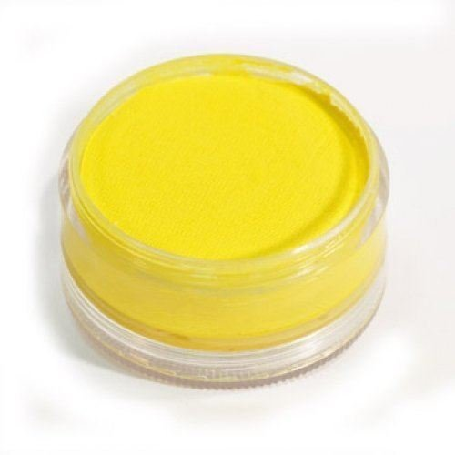 Wolfe Face Paints - Yellow 50 (3.17 oz/90 gm)