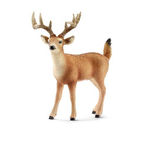 schleich-white-tailed-buck-toy-figure