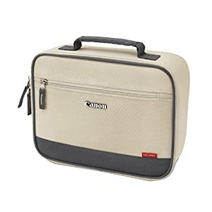 canon dcc cp2 cream carry case for selphy cp800 cp810 cp900 computers accessories. Black Bedroom Furniture Sets. Home Design Ideas