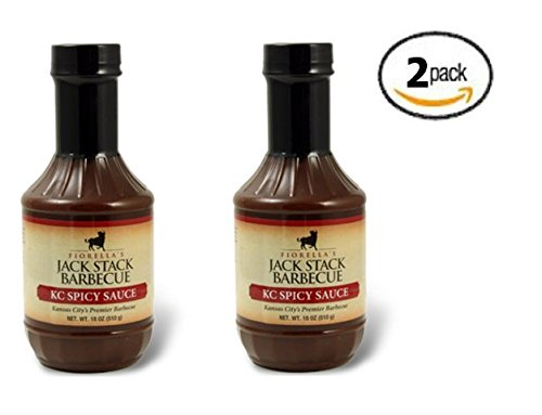 Jack Stack Spicy Barbecue Sauce - 2 Pack