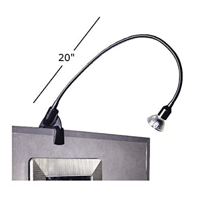 WAC Lighting Display Light Low Voltage with Plug In Transformer