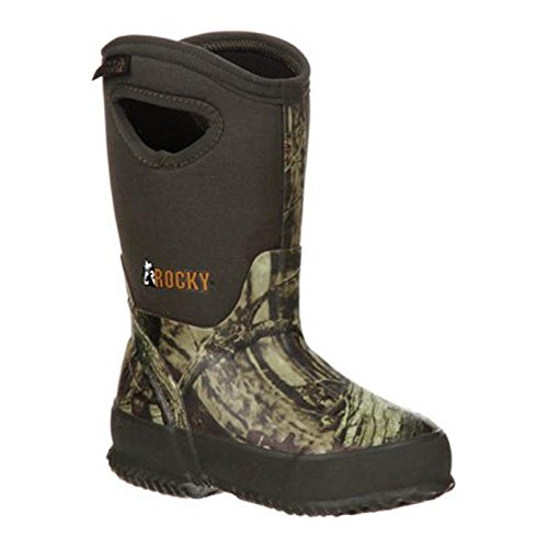 rubber insulated hunting boots - 4