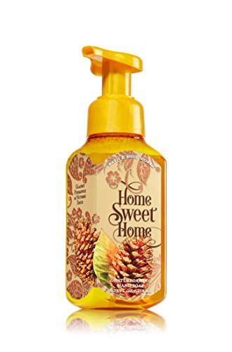 Pineapple Glazed - Bath Body Works Home Sweet Home Glazed Pineapple Nutmeg Spice Foaming Hand Soap