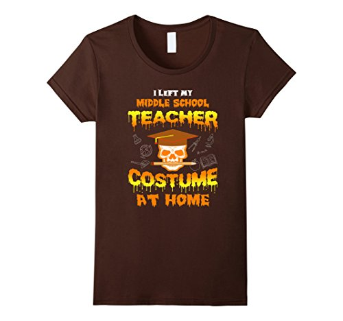 Womens Haloween Costume For Middle School Teacher. Teacher Shirt. XL (Best Middle School Halloween Costumes)
