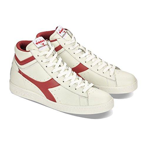 L Diadora Unisex Game Waxed Alto Sneaker a High Collo nTnvz