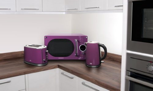 Daewoo DST2A3P Two-Slice Toaster - Purple: Amazon.co.uk: Kitchen &