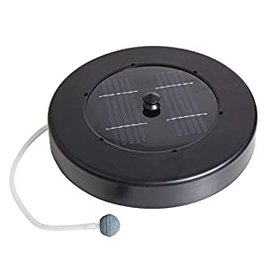 pond boss DAIRSOL40 Solar Floating Aerator