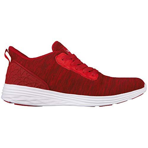 2020 Ml Rojo Zapatillas Kappa Paras Adulto Unisex red 0CHq5