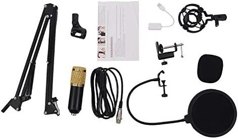 Binchil BM800 - Kit de micrófono de Condensador para Estudio ...