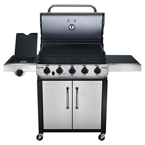 char broil performance 550 5 burner cabinet liquid propane gas grill gas barbeque reviews. Black Bedroom Furniture Sets. Home Design Ideas