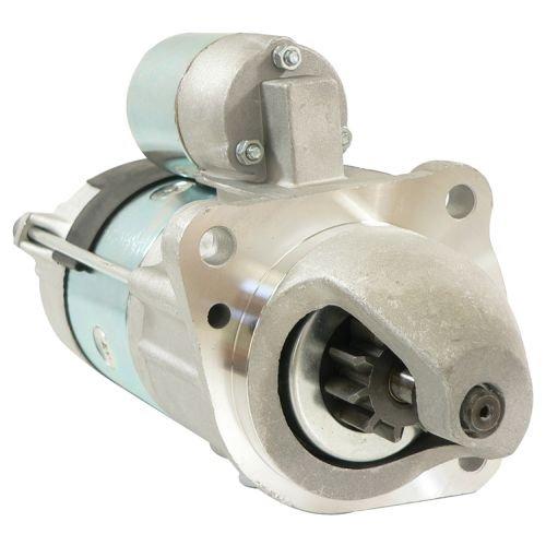 DB Electrical SND0573 Starter For Agco Tractors DT180A DT200A DT220A DT240A RT115 RT135 RT150 RT95 /ASV Skid Steer RC 100 /Caterpillar Asphalt Pavers AP300 / 312-7539/63280040 /3784889-M2 /2873K404