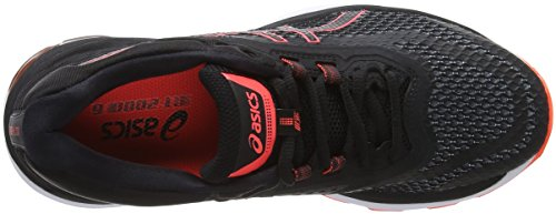 Gt Black 6 Donna Scarpe Nero Coral Asics 001 Flash da 2000 Running 78nqWZdH