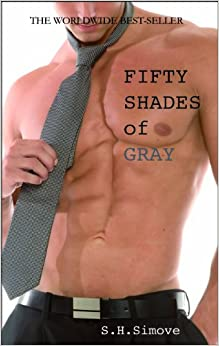 Fifty Shades of Gray: (200 Blank Gray Pages Inside