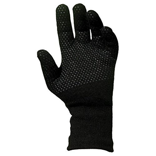 Army Universe Black Seal Skinz Waterproof Gloves 2191 Size Small