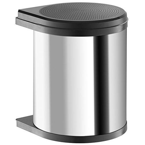 Hailo Einbau-Abfallsammler Compact-Box 15 Liter (verschiedene Farben)