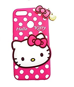 Trifty Cute Hello Kitty for Oppo F9 Pro - Pink