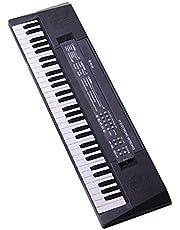 Pianotoetsenbord met 54 toetsen, elektrisch muzikaal toetsenbord, dual power, mini-microfoon, voor beginners/54 toetsen piano keyboard mini kids elektrische muziek keyboard, dual power, mini-microfoon, voor beginners