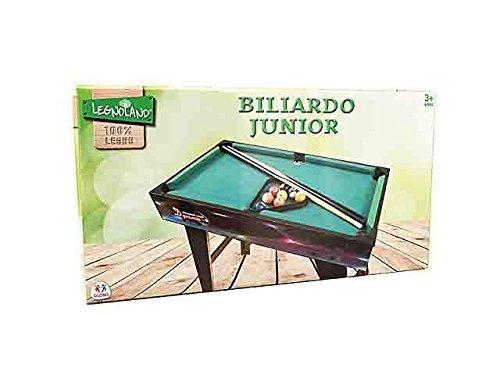 Billard Kugeln + 2 Queues 70 x 63 x 37 Spielzeug Geschenk   AG17