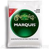 Martin アコースティックギター弦 MARQUIS(92/8 Phospher Bronze) M-2100 Light .012-.054