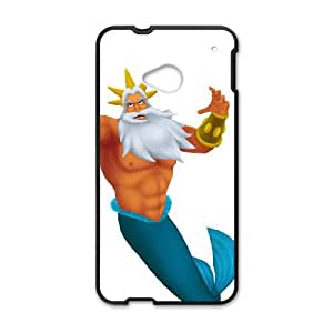 Little Mermaid II, The Return to the Sea HTC One M7 Cell Phone Case Black as a gift O6737016