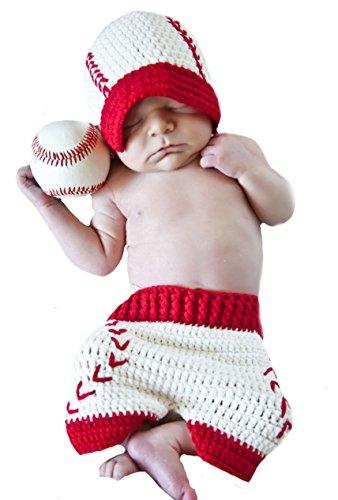 Baseball Cap Set (Melondipity's Baby Baseball Visor Hat and Shorts Set - Baby Boy Photography)