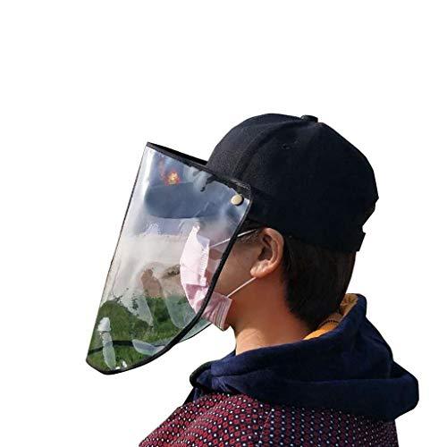 Impermeable FiedFikt Sombrero Protector Desmontable con Aislamiento para Exteriores tama/ño Ajustable antisalpicaduras