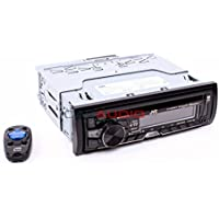 JVC Arsenal KD-AR865BTS Single Din Bluetooth CD/MP3/USB Car Stereo Receiver