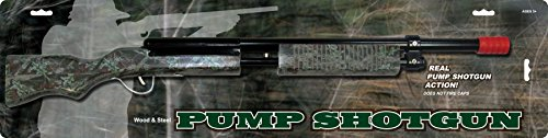 Parris Pump Shotgun Camo by Parris