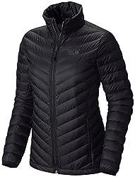 Mountain Hardwear Micro Ratio Down Jacket - Women's Black Small