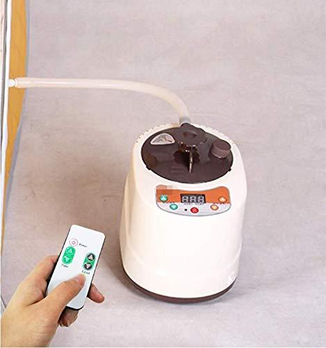 ZONEMEL Sauna Steamer Hose Connection for Steam Generator and Sauna Tent Sauna Accessories