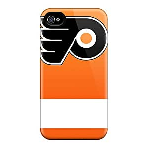 First-class Case Cover For SamSung Galaxy S3 Dual Protection Covers Philadelphia Flyers Orange And White